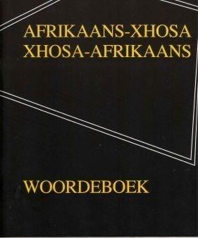 Picture of Afrikaans-Xhosa/Xhosa-Afrikaans woordeboek