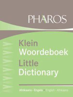 Picture of Klein-woordeboek/Little dictionary