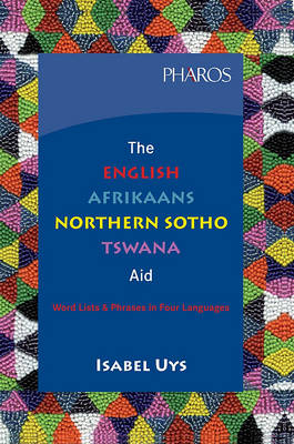 Picture of English, Afrikaans, Northern Sotho, Tswana aid