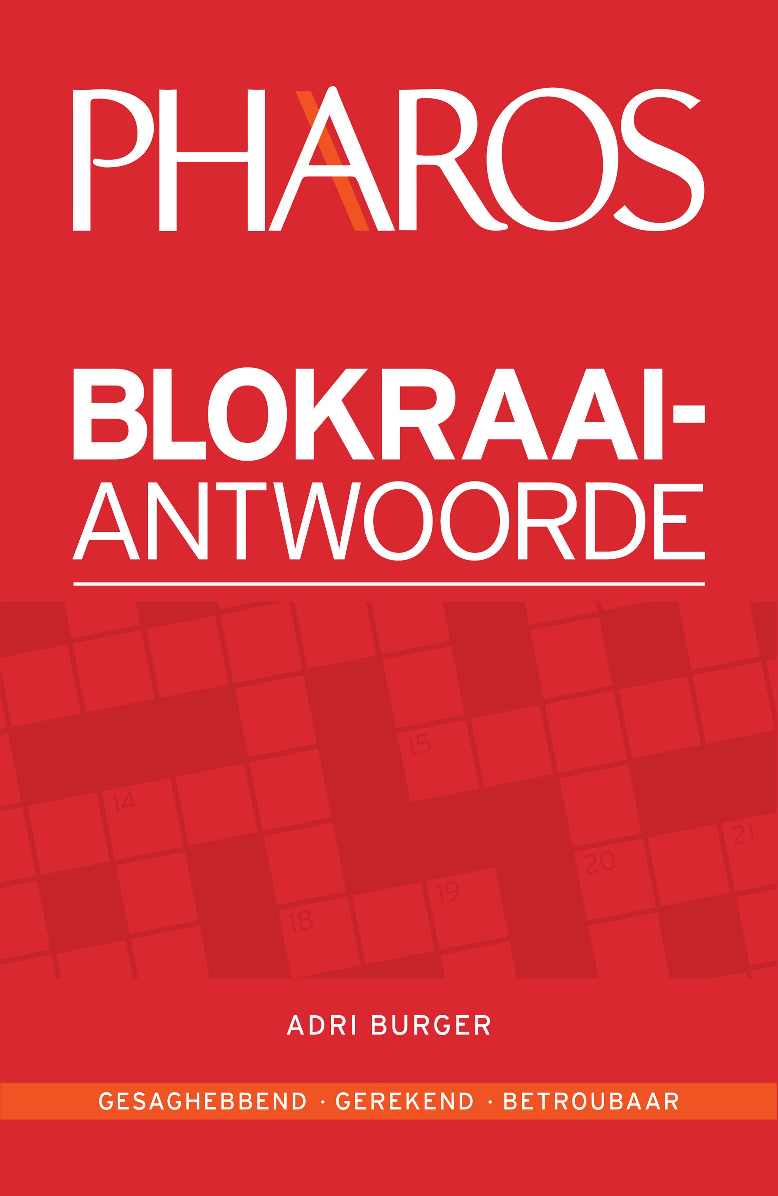 Picture of Blokraai-Antwoorde