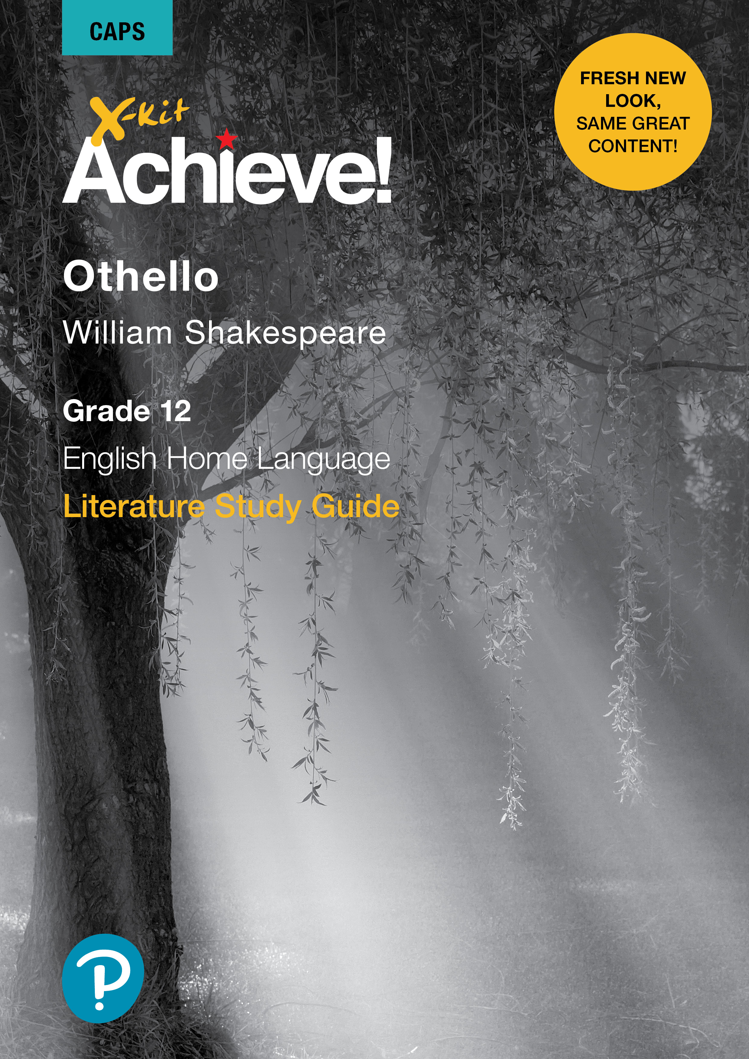 Picture of X-Kit Achieve! Othello: English Home Language : Grade 12 : Study Guide