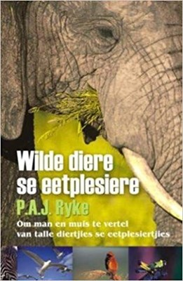 Picture of Wilde diere se eetplesiere