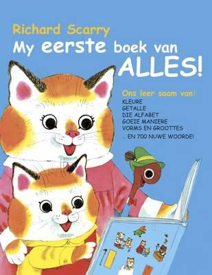 Picture of My eerste boek van alles!