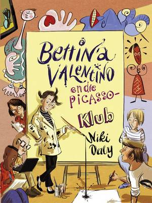 Picture of Bettina Valentino en die Picasso-Klub