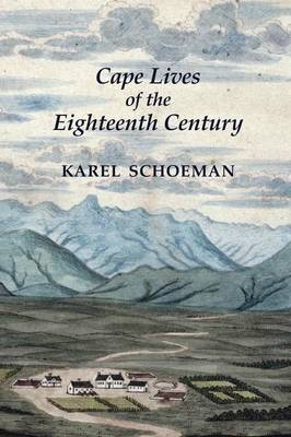 Picture of Cape Lives of the Eighteenth Century
