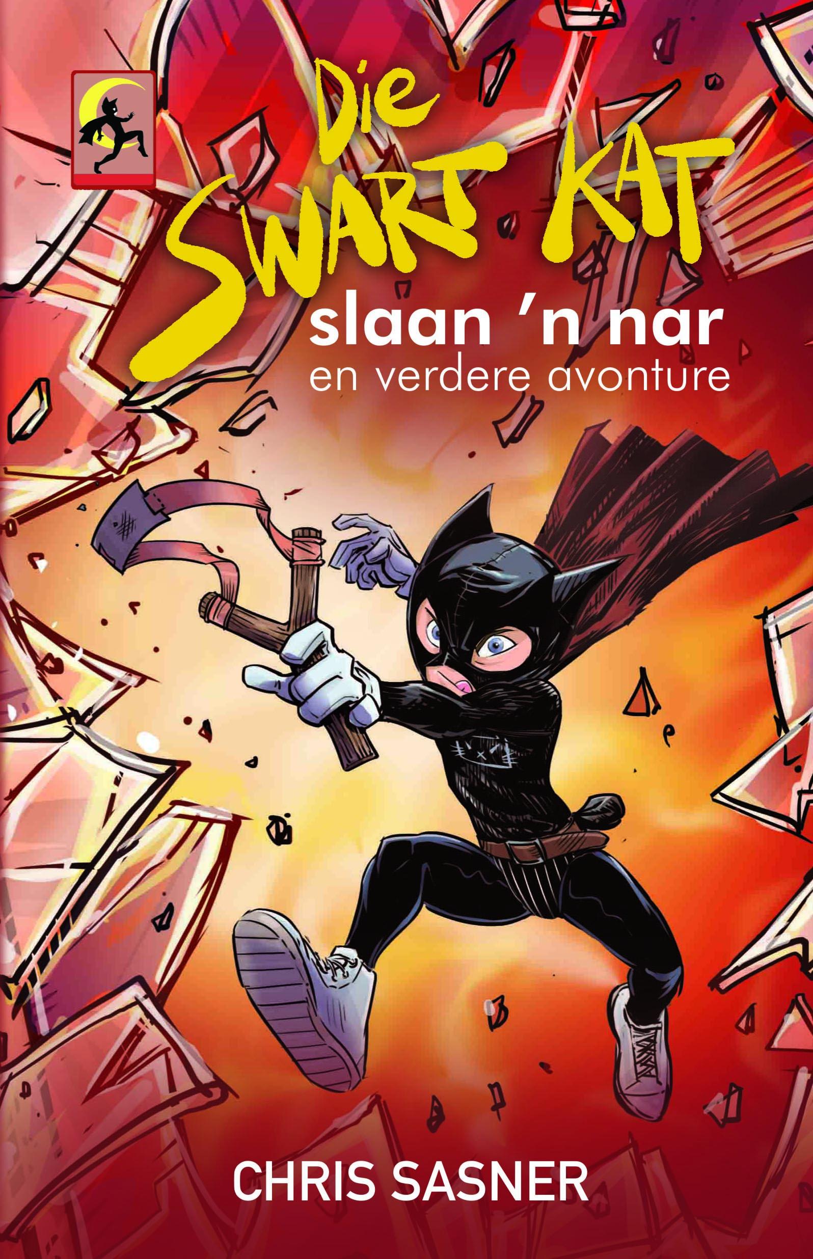 Die Swart Kat Slaan 'n Nar: Boek 4
