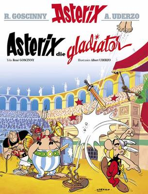 Picture of Asterix die gladiator