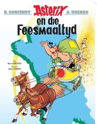Picture of Asterix en die feesmaaltyd: Boek 5