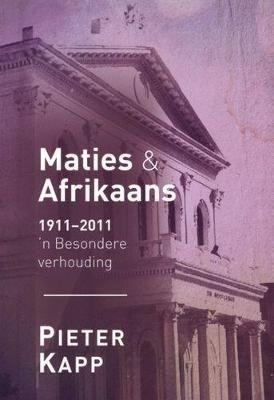 Maties En Afrikaans