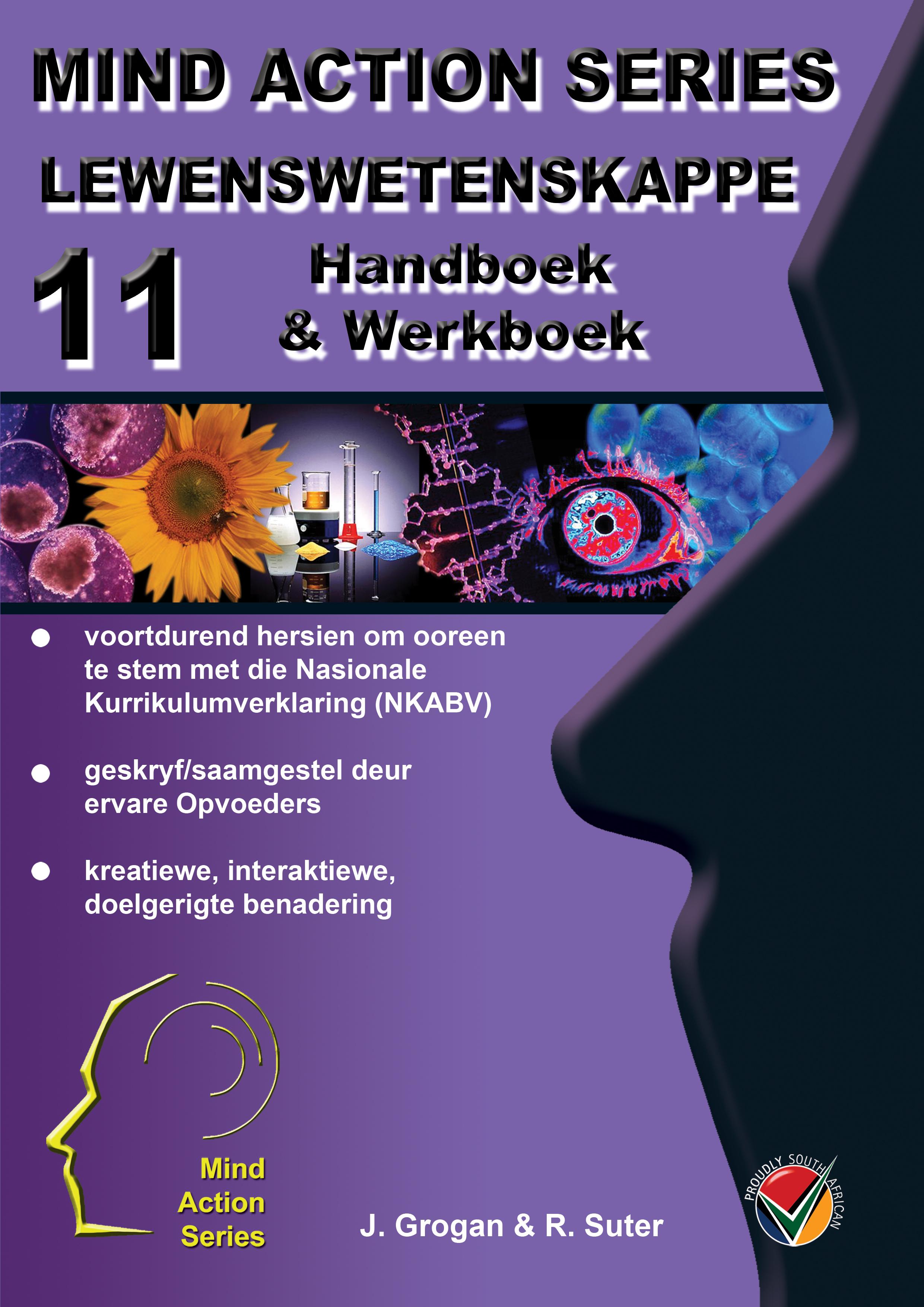 Picture of Lewenswetenskap Handboek/Werkboek NCAPS: Grade 11