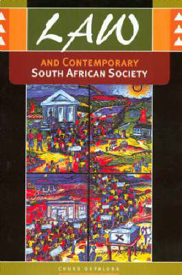 Picture of Law and contemporary South African society