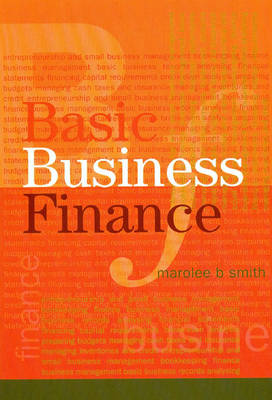 Picture of Basic business finance