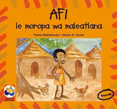 Picture of Afri le moropa wa maleatlala : Kanegelo go tswa Benin
