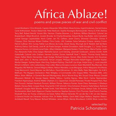 Picture of Africa ablaze! : Poems & prose pieces of war & civil conflict