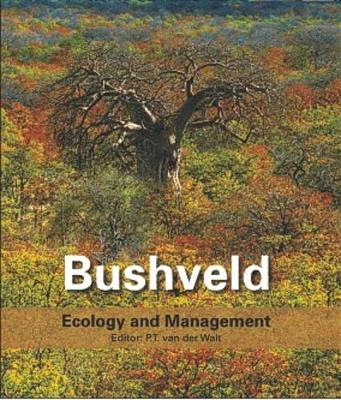 Picture of Bushveld : Ecology and management