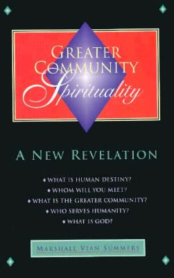 Picture of Greater Community Spirituality : A New Revelation