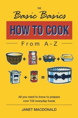 Picture of Basics Basics How to Cook from A-Z