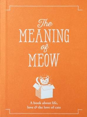 Picture of The Meaning of Meow
