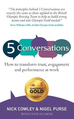 Picture of 5 Conversations : How to transform trust, engagement and performance at work