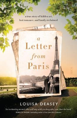 Picture of A Letter from Paris : a true story of hidden art, lost romance, and family reclaimed