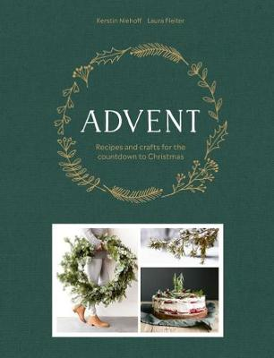 Picture of Advent : Recipes and crafts for the countdown to Christmas