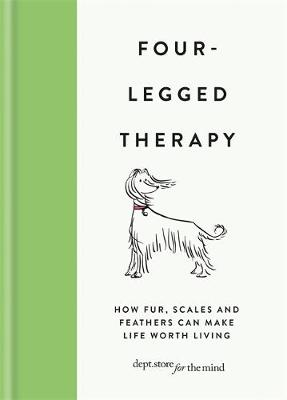 Picture of Four-Legged Therapy : How fur, scales and feathers can make life worth living
