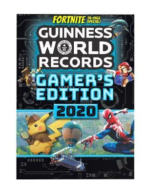 Picture of Guinness World Records Gamer's Edition 2020