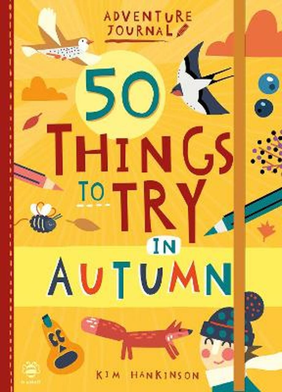 Picture of 50 Things to Try in Autumn