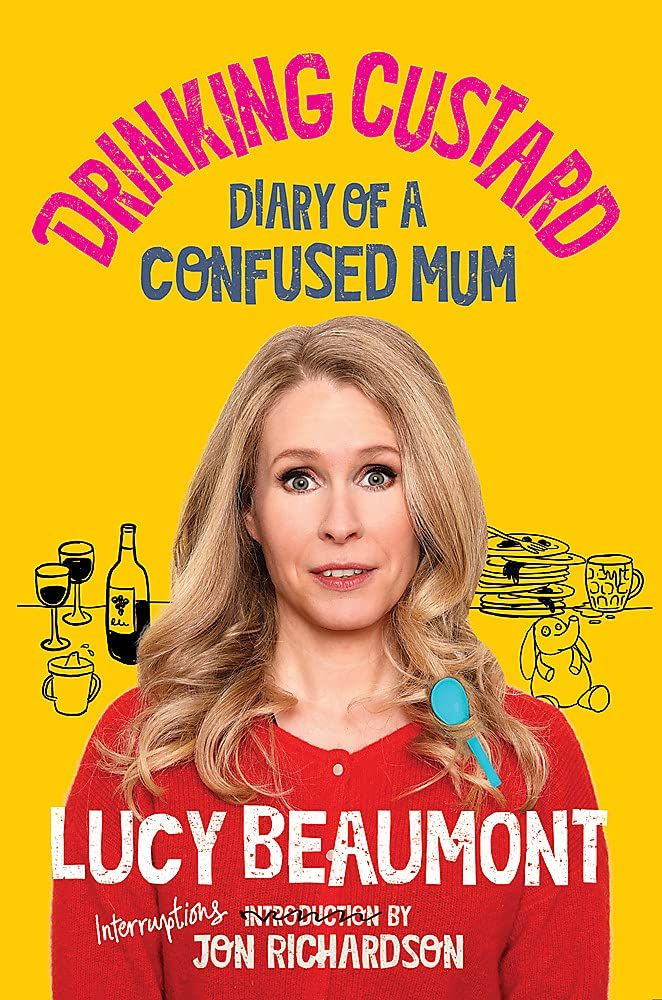 Picture of Drinking Custard : The Diary of a Confused Mum