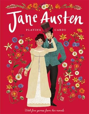 Jane Austen Playing Cards : Rediscover 5 Regency Card Games