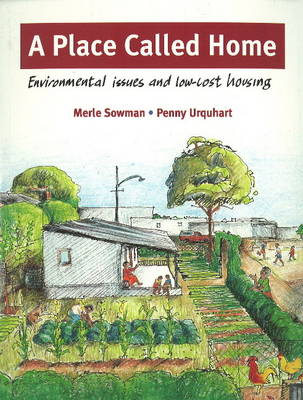 Picture of A place called home : Environmental issues and low cost housing