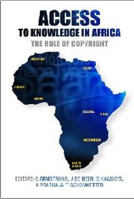 Picture of Access to knowledge in Africa : The role of copyright