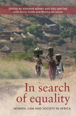 In search of equality : Case studies on women, law and society in Africa (2013)