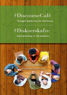 Picture of #DiscourseCafe / #Diskoerskafee : Thought leadership for the future / Denkleierskap vir die toekoms