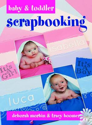 Picture of Baby & Toddler Scrapbooking