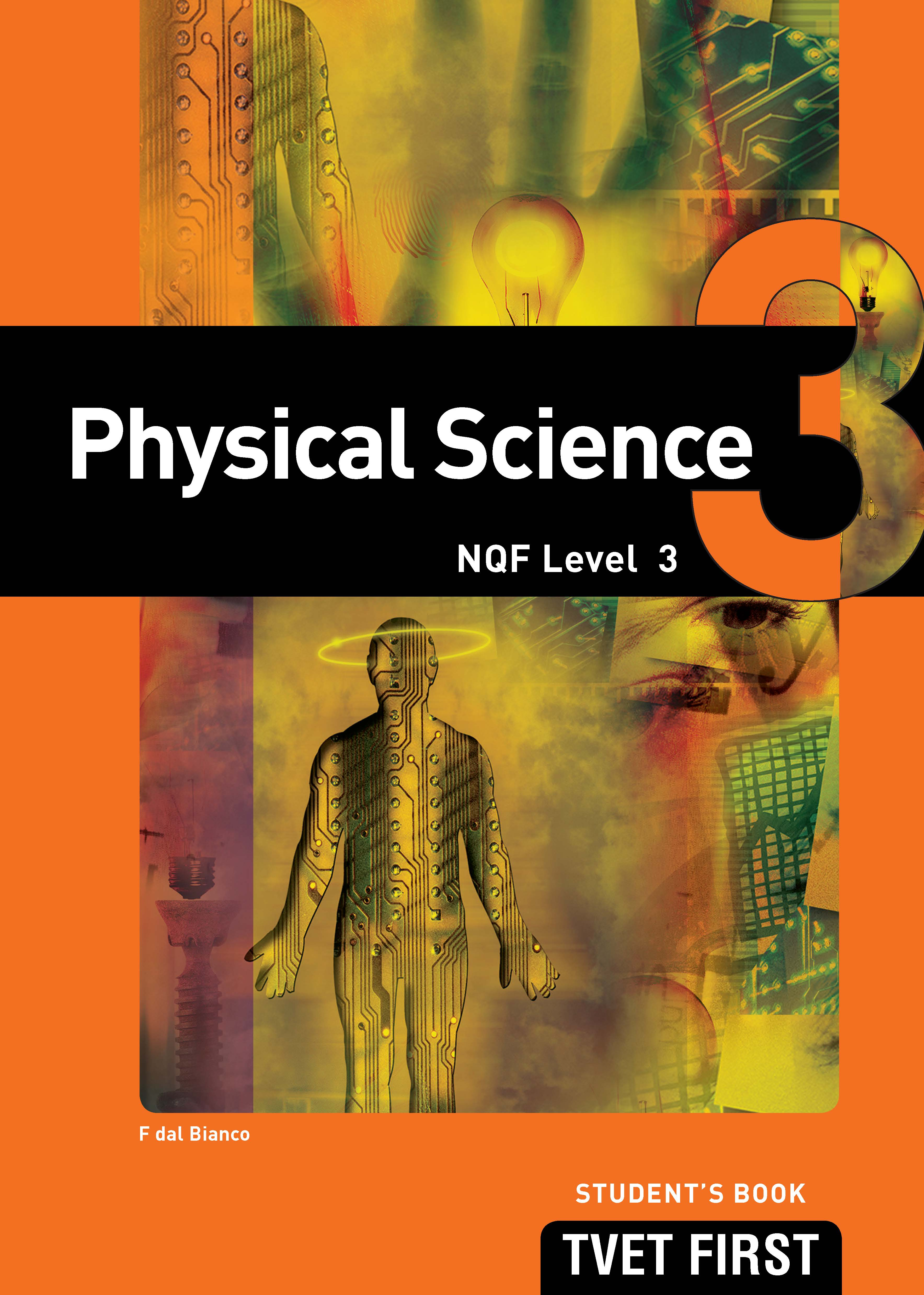 Picture of FET first physical science: NQF level 3: Student's book