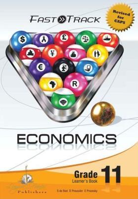 Picture of Fasttrack economics CAPS: Gr 11: Learner's book
