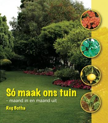 Picture of So maak ons tuin