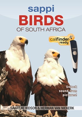 Picture of Sappi birds of South Africa : Callfinder ready (no Callfinder included)