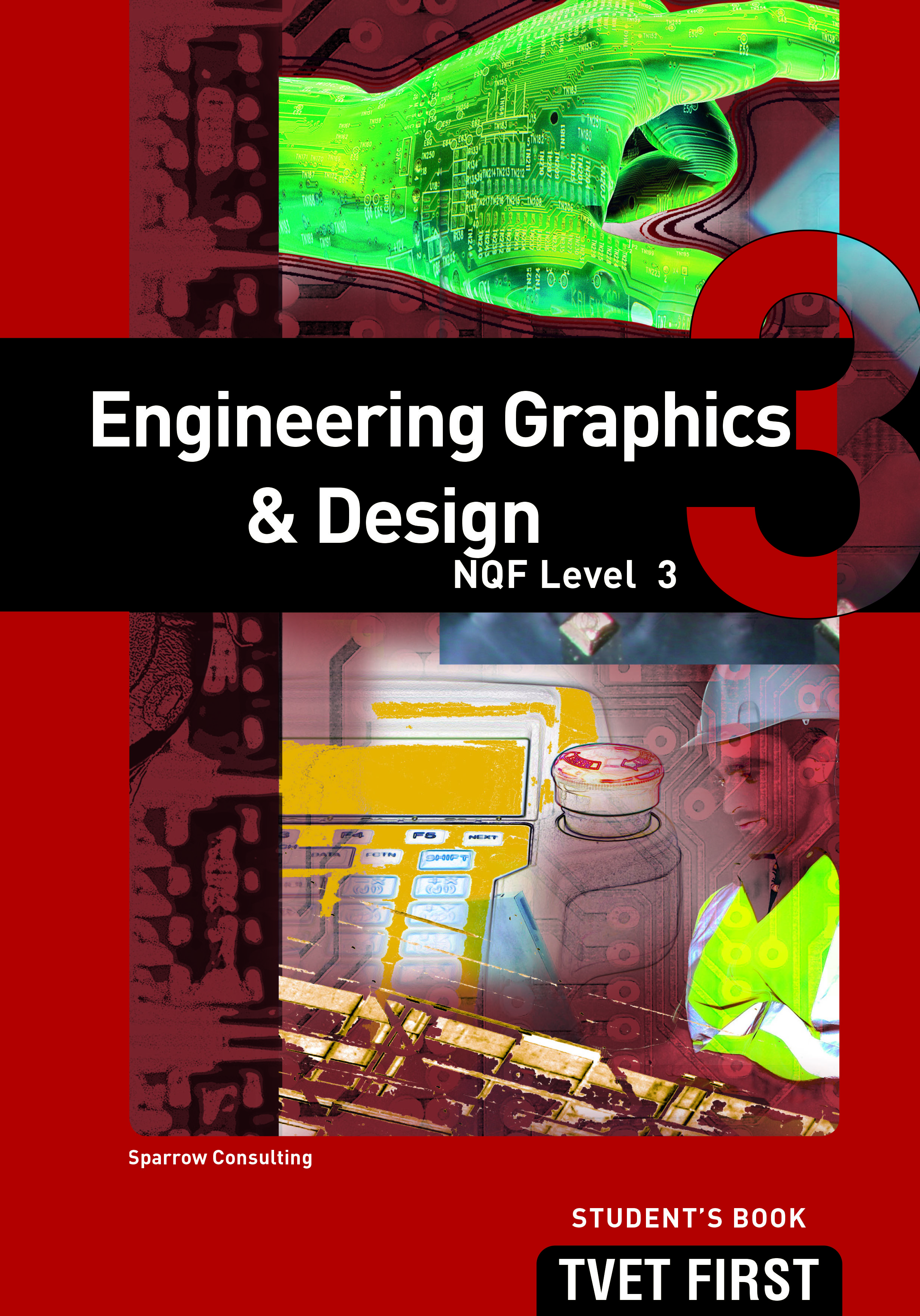 Picture of Engineering graphics and design NQF: Level 3: Student's book