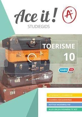 Picture of Ace It! Toerisme : Graad 10