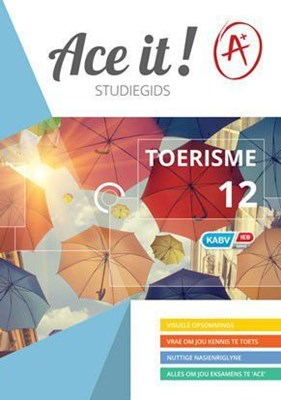 Picture of Ace It! Toerisme : Graad 12