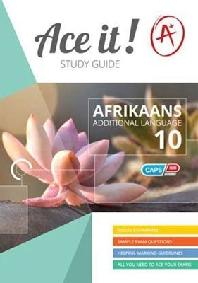 Picture of Ace It! Afrikaans (FAL): Grade 10