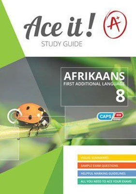 Picture of Ace It! Afrikaans (FAL): Grade 8