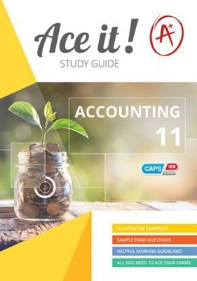 Picture of Ace It! Accounting : Grade 11