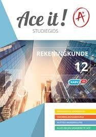 Picture of Ace It! Rekeningkunde : Graad 12