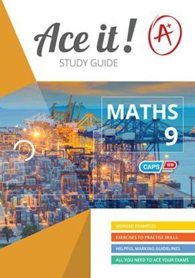 Picture of Ace It! Mathematics