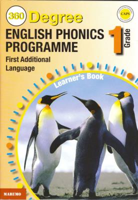 Picture of 360 Degree English Phonics Programme: Gr 1: Learner's Book