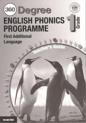 Picture of 360 Degree English Phonics Programme: Gr 1: Teacher's Guide