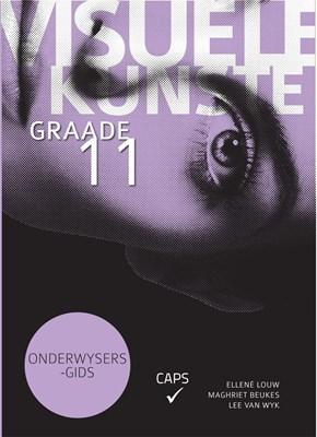 Picture of Visuele kunste: Gr 11: Onderwysergids